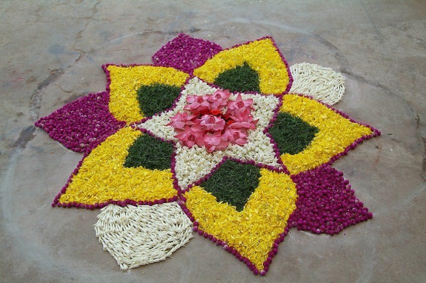 flower-rangoli-593791_1280